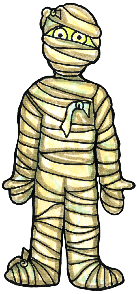 mummy pictures for kids egyptian
