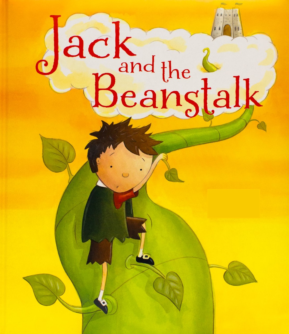 jack and the beanstalk images fairy tale