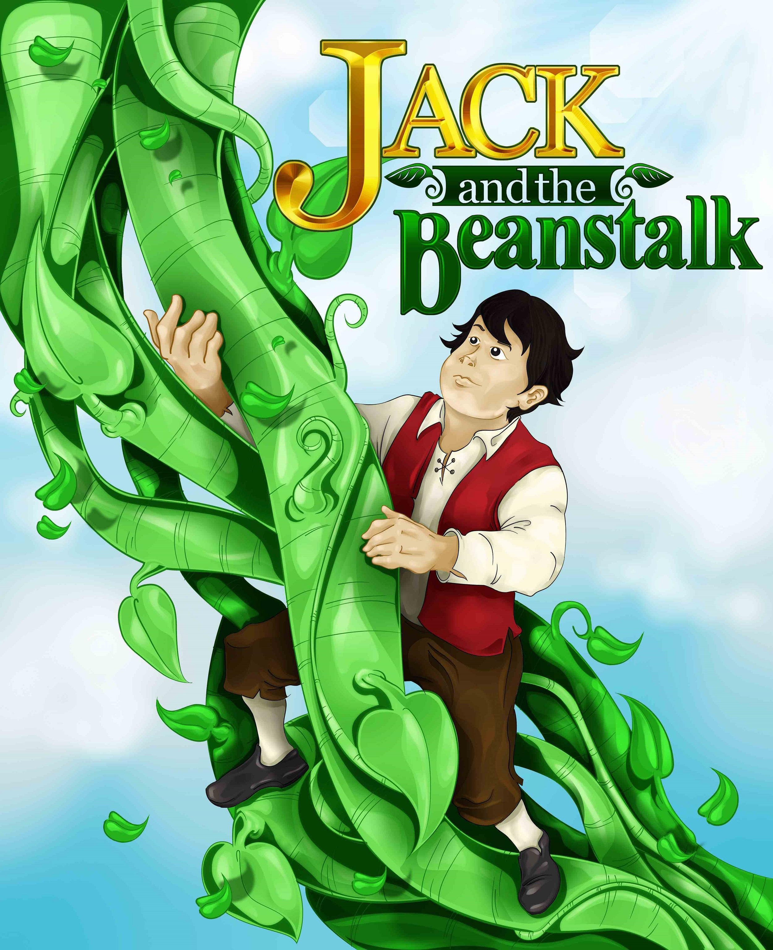 jack and the beanstalk images story