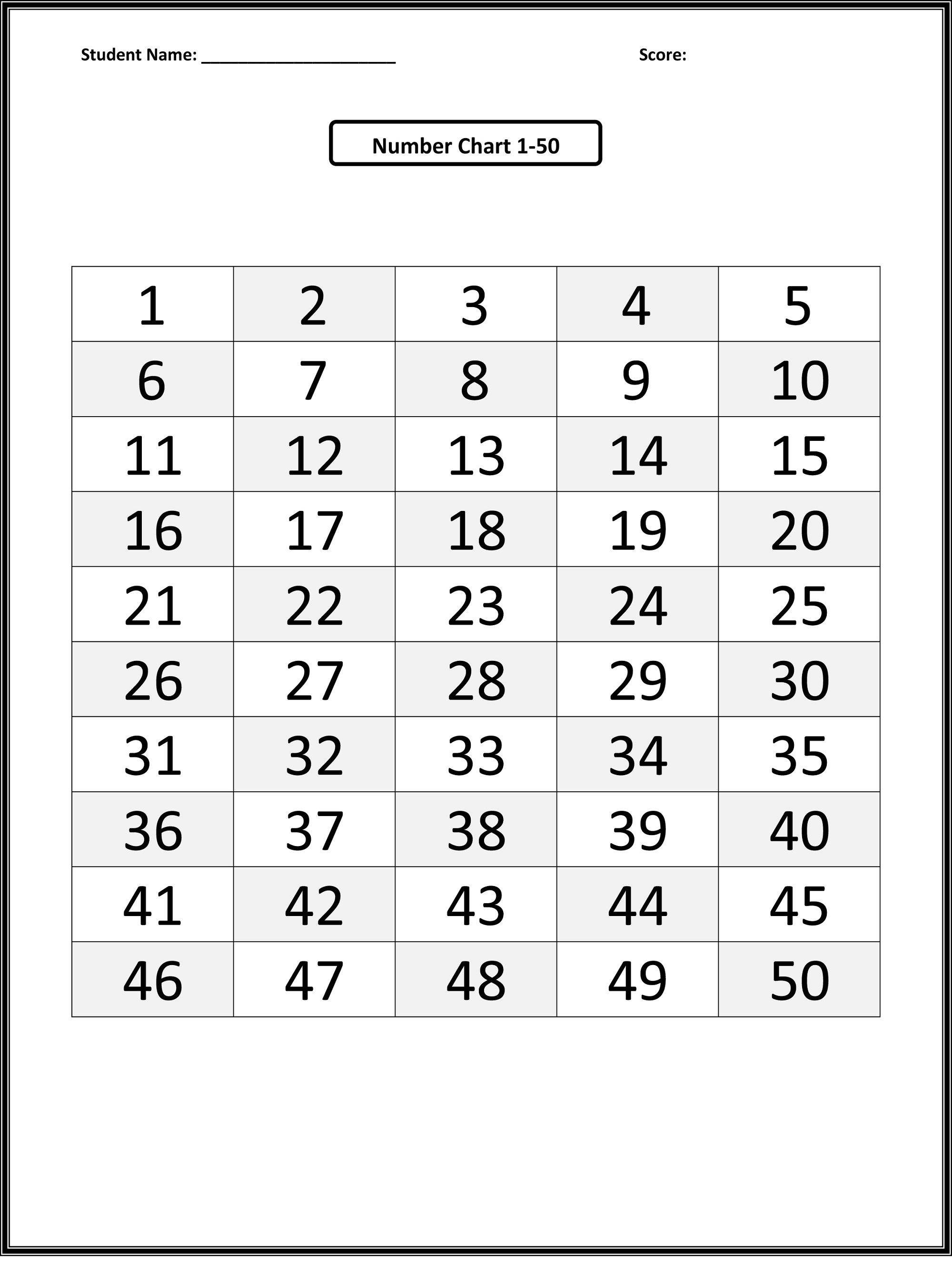 number-chart-1-50-page