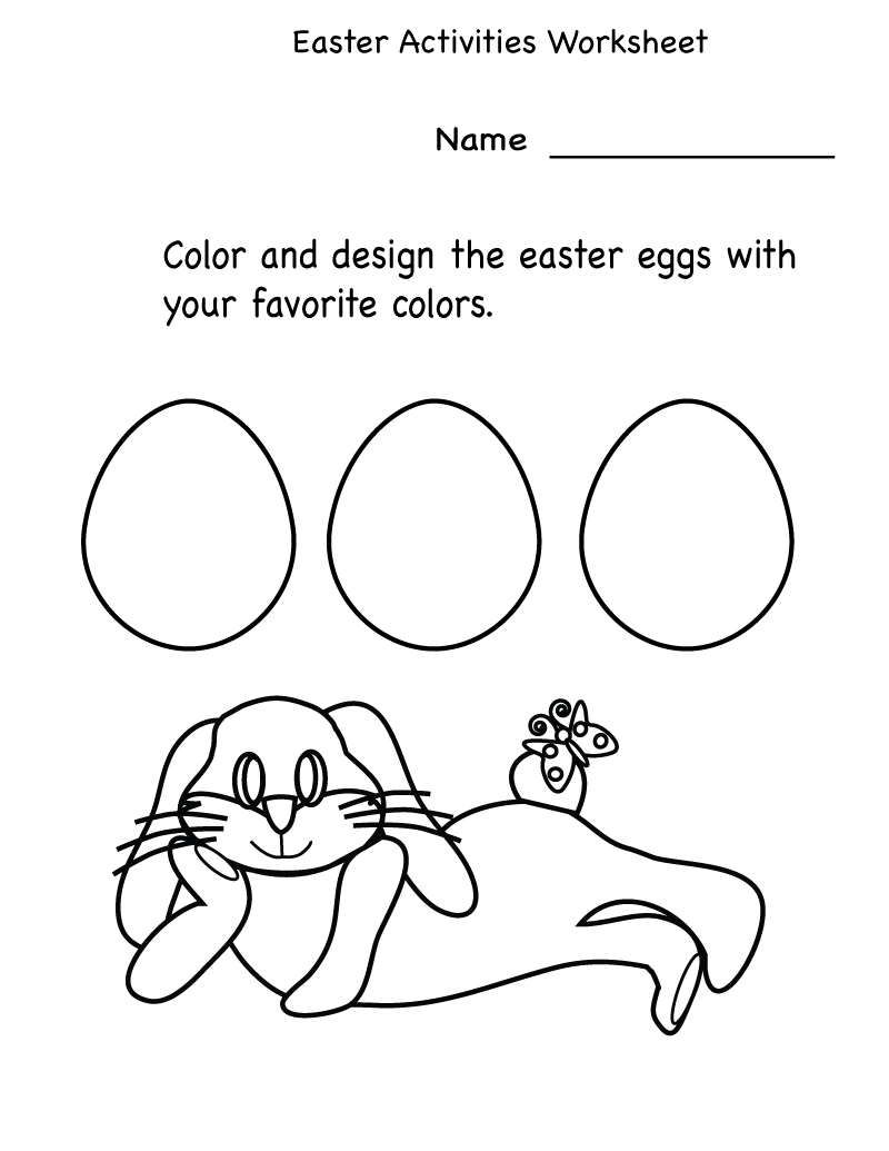 activity worksheets for kids fun