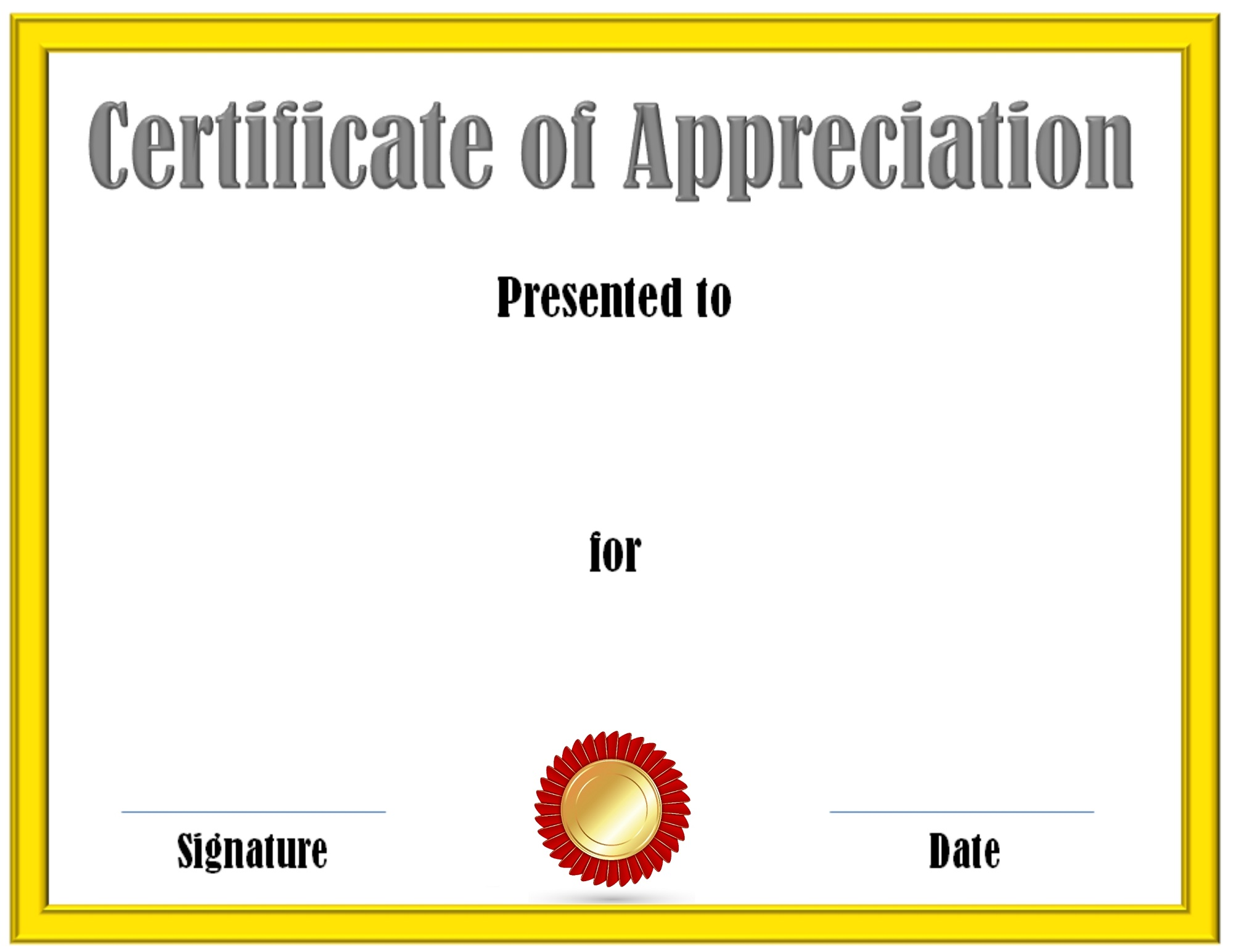 certificate for printing sheet