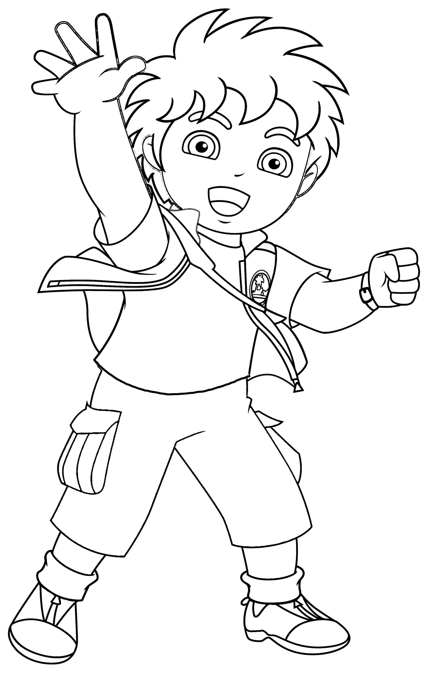 colouring in for kids printable